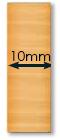 Lanyards de 10mm