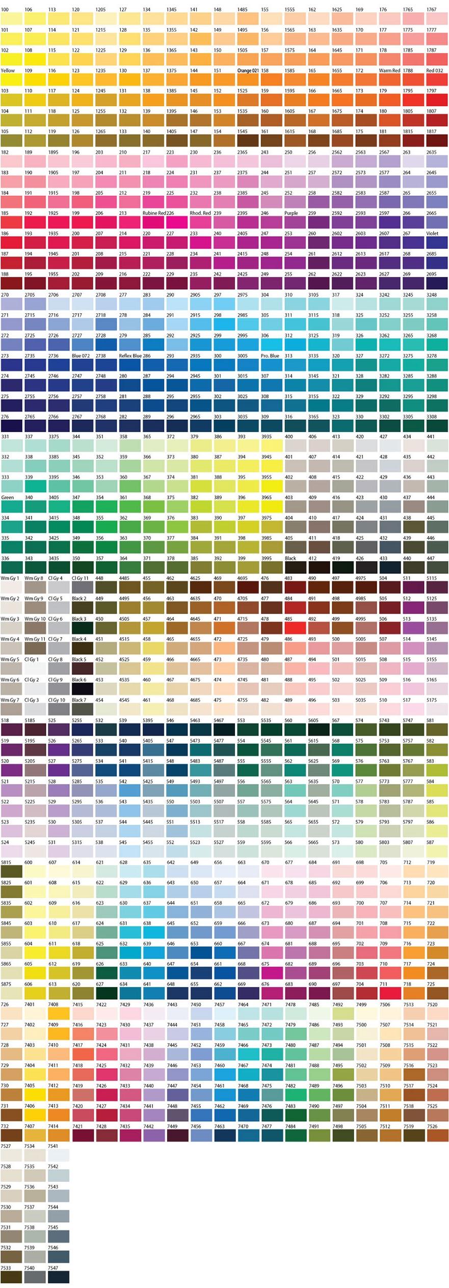 Tenemos todos los colores para sus lanyards personalizados.